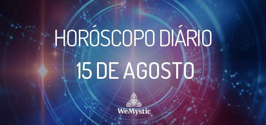 Horóscopo do dia 15 de agosto de 2017: previsões para esta terça-feira