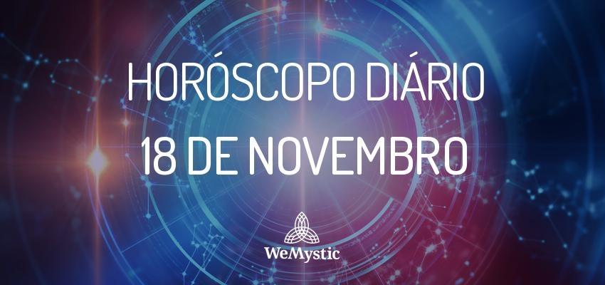 Horóscopo do dia 18 de Novembro de 2017: previsões para este sábado