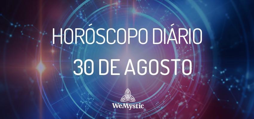 Horóscopo do dia 30 de agosto de 2017: previsões para esta quarta-feira