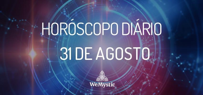 Horóscopo do dia 31 de agosto de 2017: previsões para esta quinta-feira