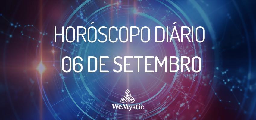 Horóscopo do dia 6 de setembro de 2017: previsões para esta quarta-feira