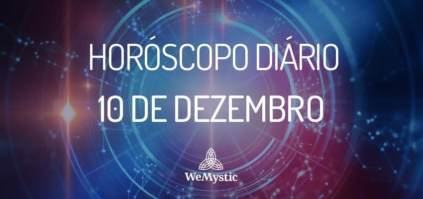 Horóscopo do dia 10 de Dezembro de 2017: previsões para este domingo