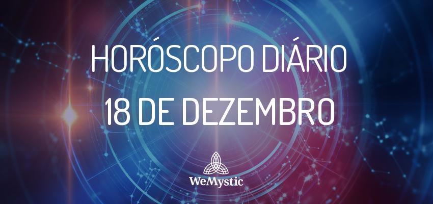 Horóscopo do dia 18 de Dezembro de 2017: previsões para esta segunda-feira
