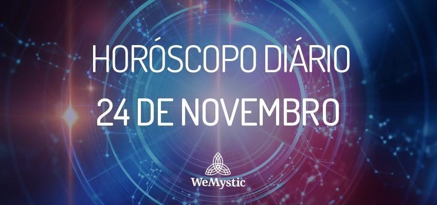 Horóscopo do dia 24 de Novembro de 2017: previsões para esta sexta-feira