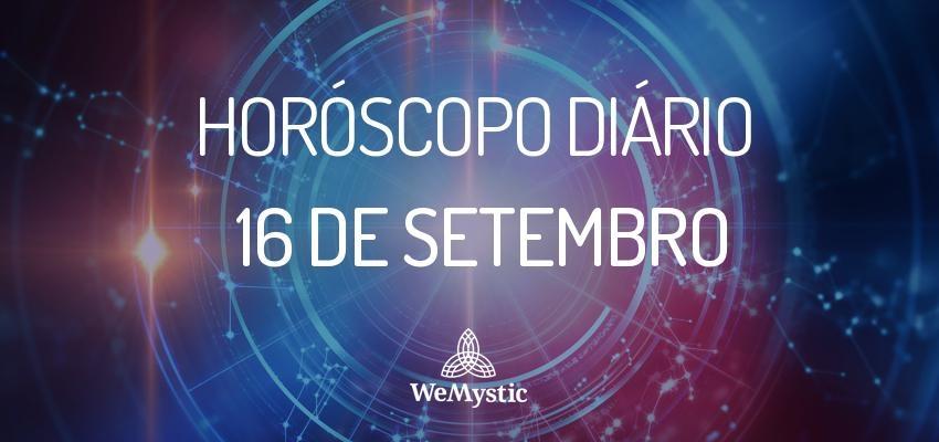 Horóscopo do dia 16 de Setembro de 2017: previsões para este sábado