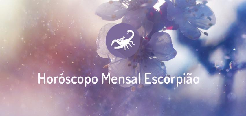 Horóscopo mensal | Escorpião em Outubro