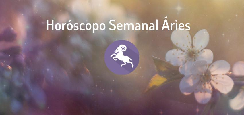 Horóscopo Signo Áries - Horóscopo Semanal Áries