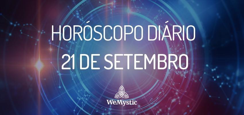 Horóscopo do dia 21 de setembro de 2017: previsões para esta quinta-feira