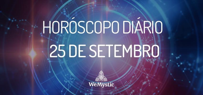 Horóscopo do dia 25 de setembro de 2017: previsões para esta segunda-feira
