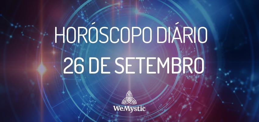 Horóscopo do dia 26 de setembro de 2017: previsões para esta terça-feira
