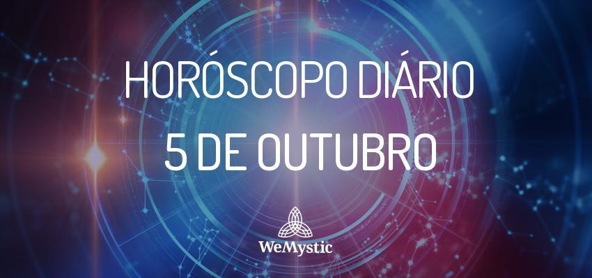 Horóscopo do dia 5 de outubro de 2017: previsões para esta quinta-feira