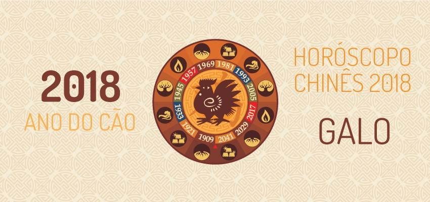 Horóscopo Chinês 2018: como será o ano para signo Galo