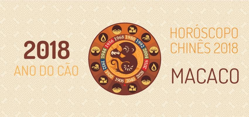 Horóscopo Chinês 2018: como será o ano para signo Macaco