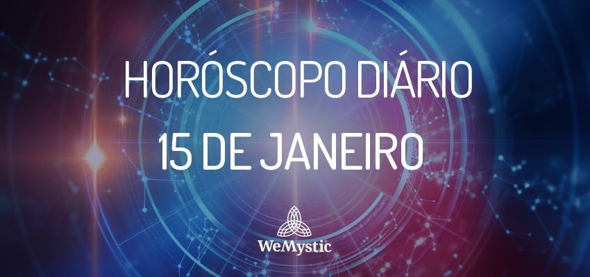 Horóscopo do dia 15 de Janeiro de 2018: previsões para esta segunda-feira