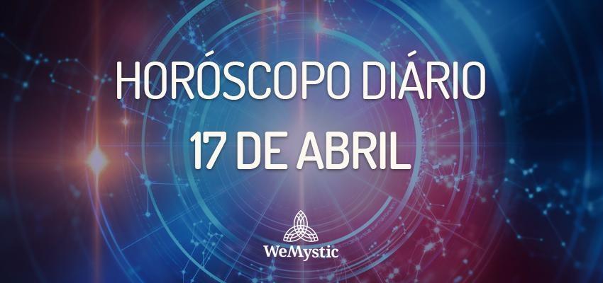 Horóscopo do dia 17 de Abril de 2018: previsões para esta terça-feira