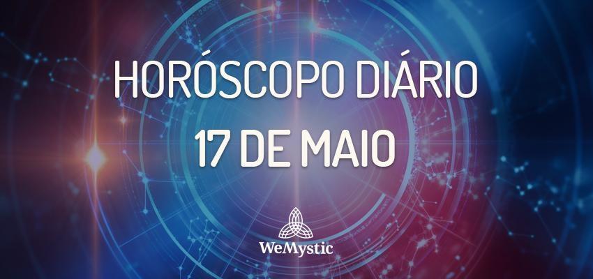 Horóscopo do dia 17 de Maio de 2018: previsões para esta quinta-feira
