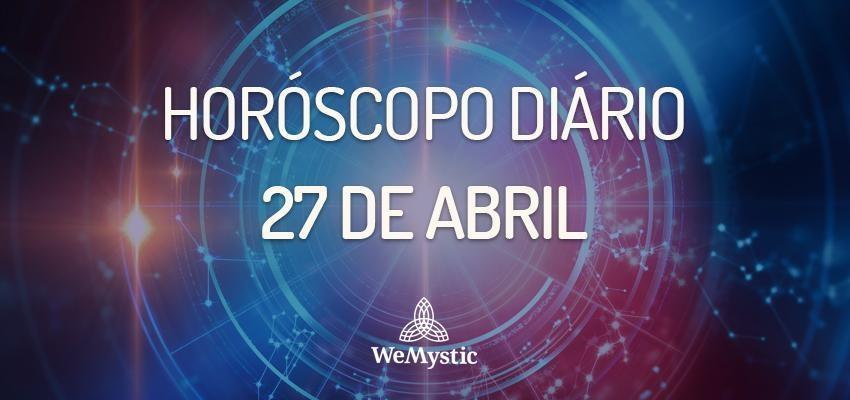 Horóscopo do dia 27 de Abril de 2018: previsões para esta sexta-feira