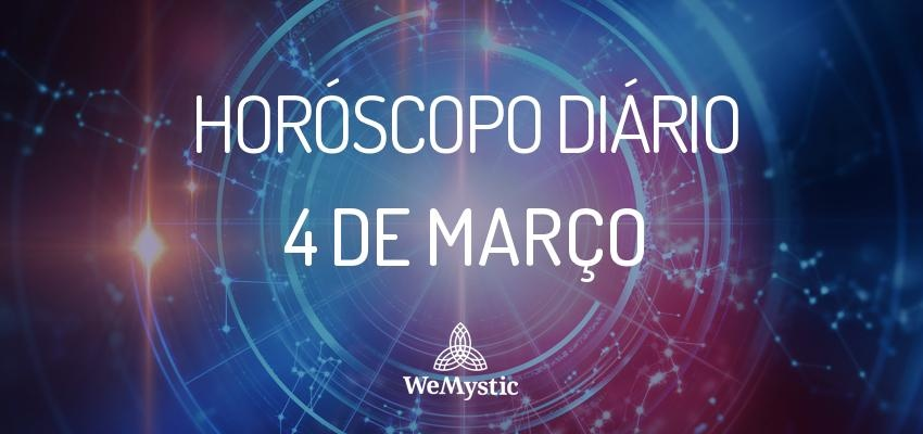 Horóscopo do dia 4 de Março de 2018: previsões para este domingo