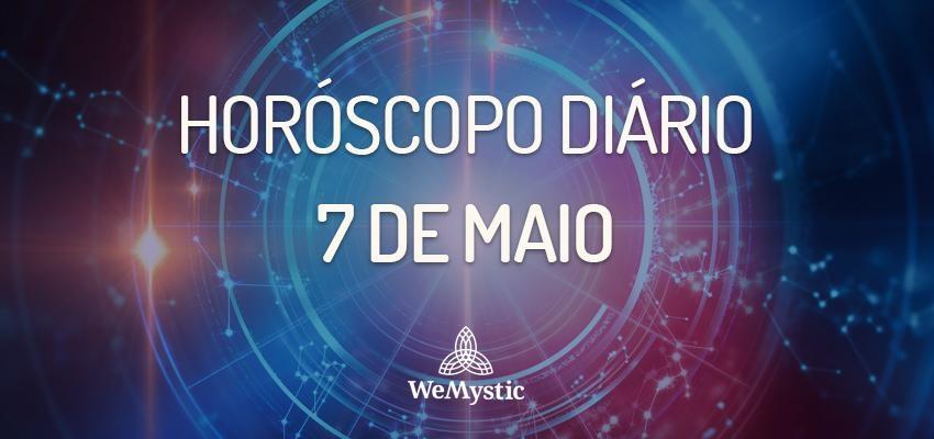 Horóscopo do dia 7 de Maio de 2018: previsões para esta segunda-feira