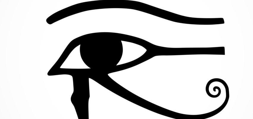 O que é preciso saber antes de tatuar um Olho de Hórus