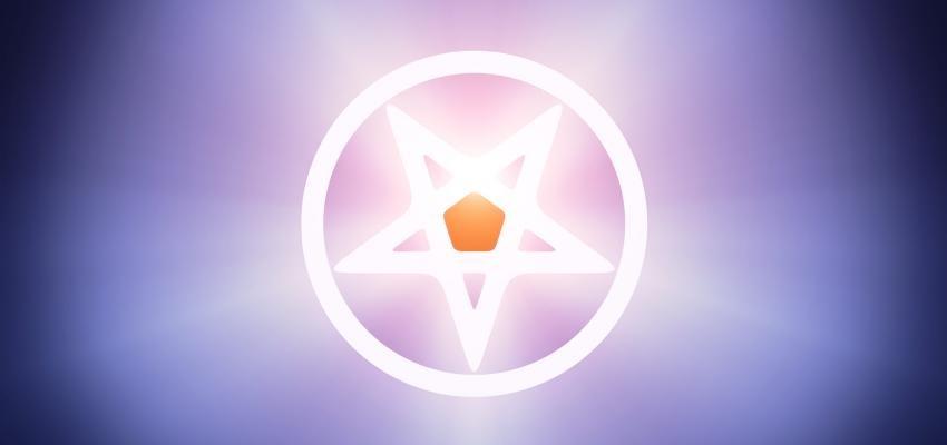 Pentagrama e o seu significado místico