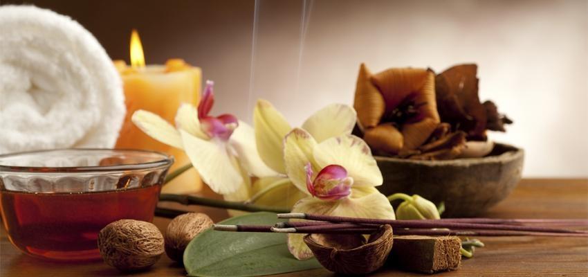 Diferentes tipos de incensos para meditação