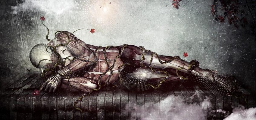 O estrago que as larvas astrais podem fazer na sua vida