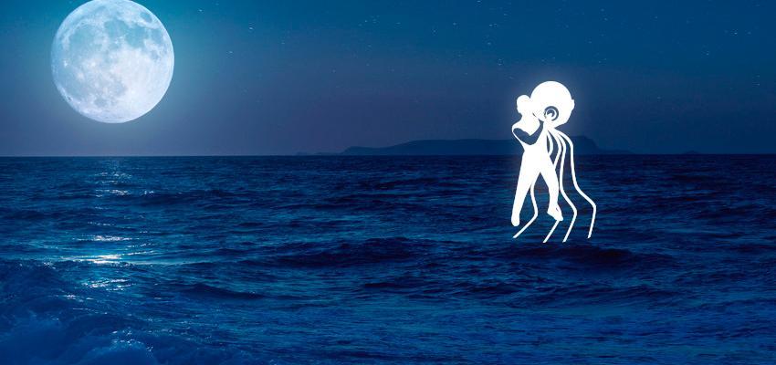 A Lua em Aquário