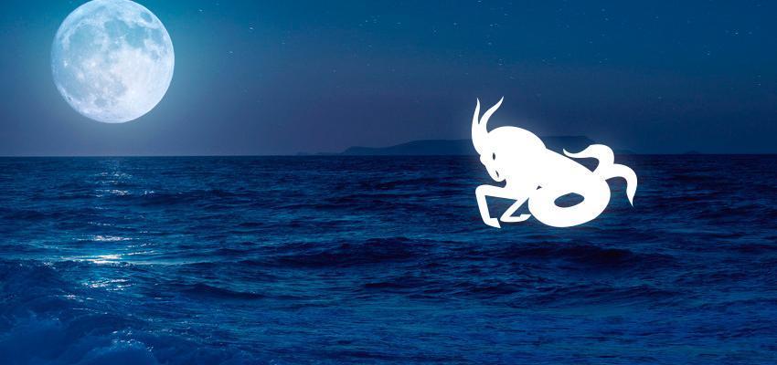 A Lua em Capricórnio