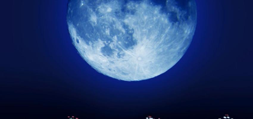 Lua Cheia: bela, misteriosa e energizada