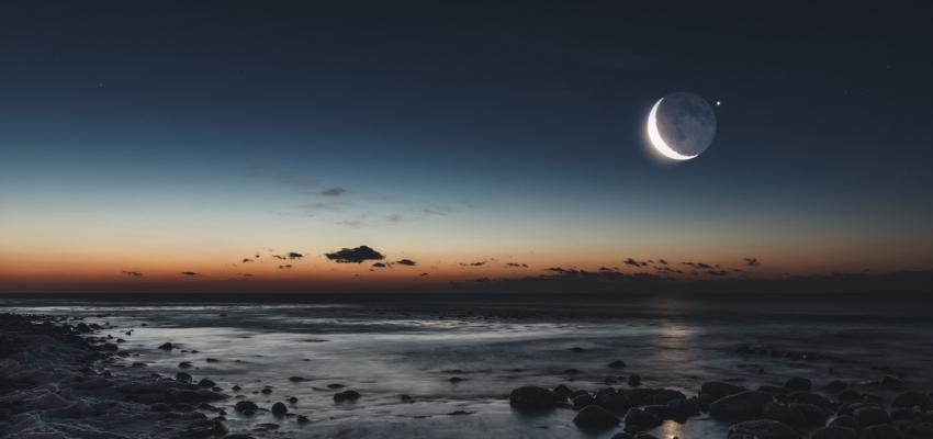 Simpatia da Lua Crescente para trazer dinheiro