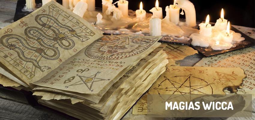 Magias Wicca para proteção e prosperidade