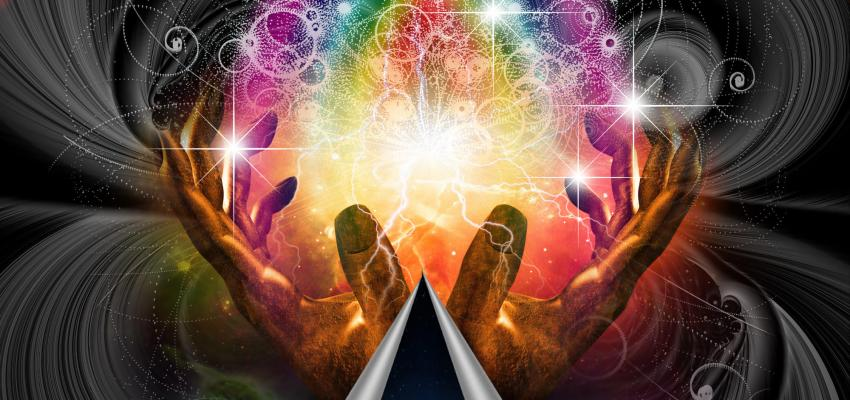 Cores Espirituais - A Diferença entre Auras e Chakras