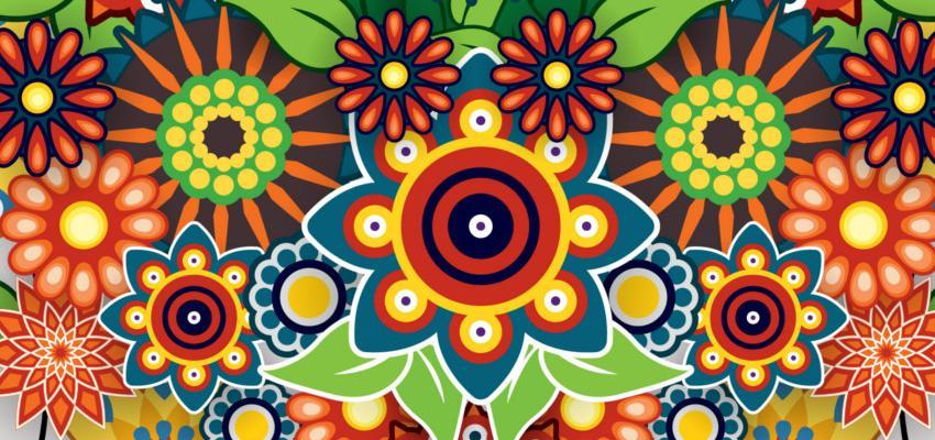 Viva melhor! Aprenda a confeccionar a sua própria Mandala