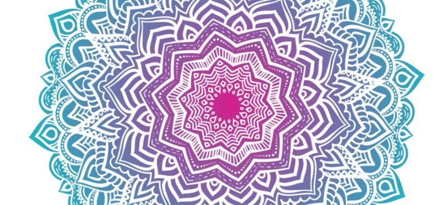 Conheça o significados das cores e formas em uma Mandala