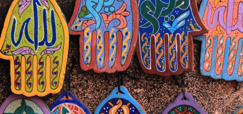 Descubra o significado do Hamsá (mão de Fátima)