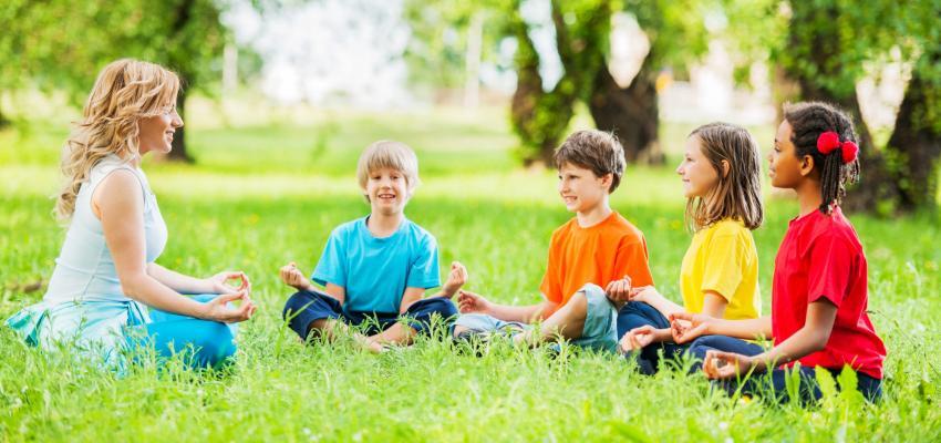 Meditação para crianças – os pequenos também devem meditar?