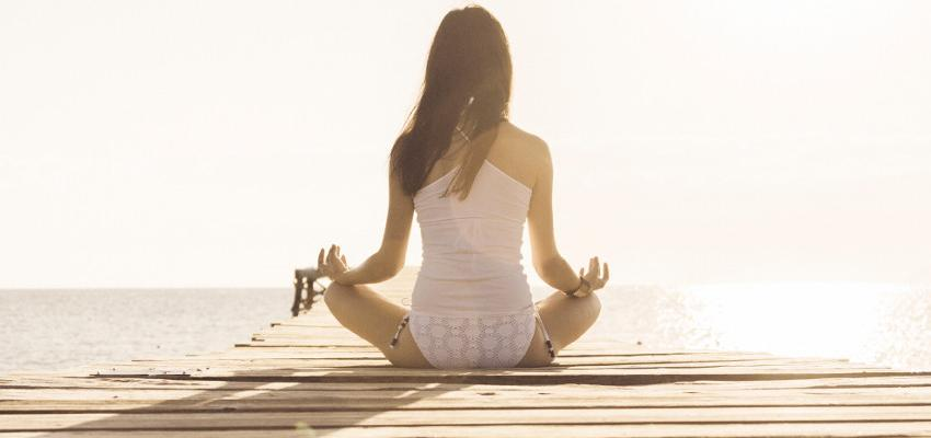 O recurso da meditação para entrar em contato com seu eu interior