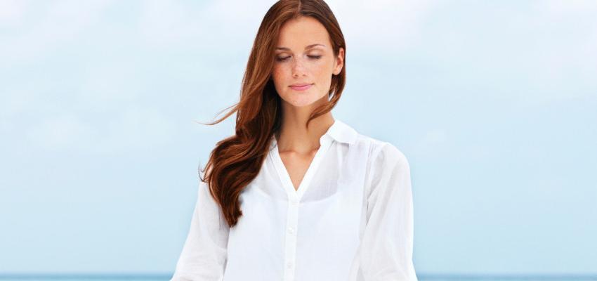 A meditação não muda ninguém, te coloca em contato consigo mesmo