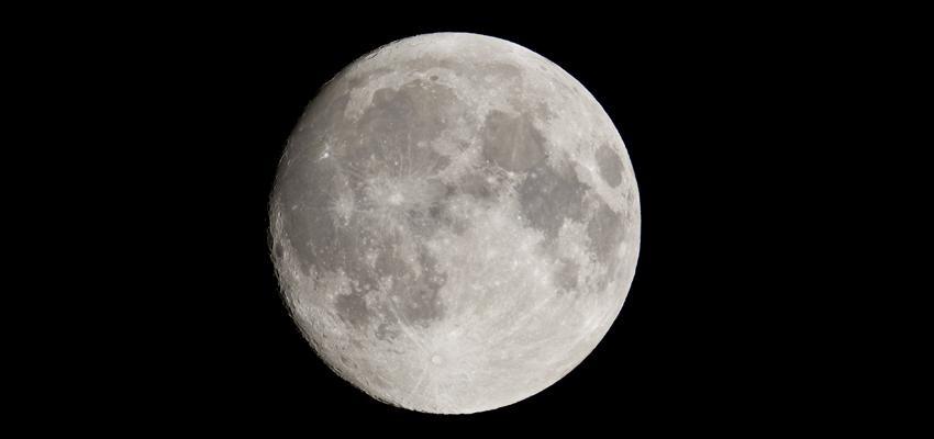 Meditação na Lua Cheia - atenção plena, calma e quietude.