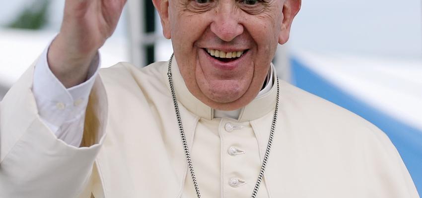 Mensagem do Papa Francisco para as mulheres grávidas