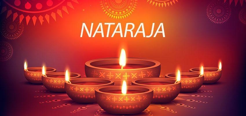 Nataraja: senhor do passado, presente e futuro