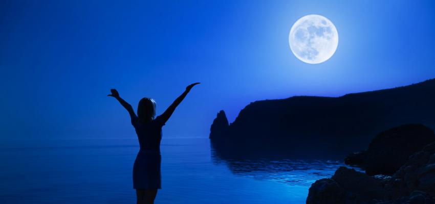 Ritual da lua nova: aumente seu poder interior