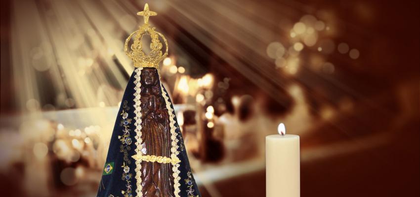 Oração De Nossa Senhora Aparecida Para Alcançar As Suas