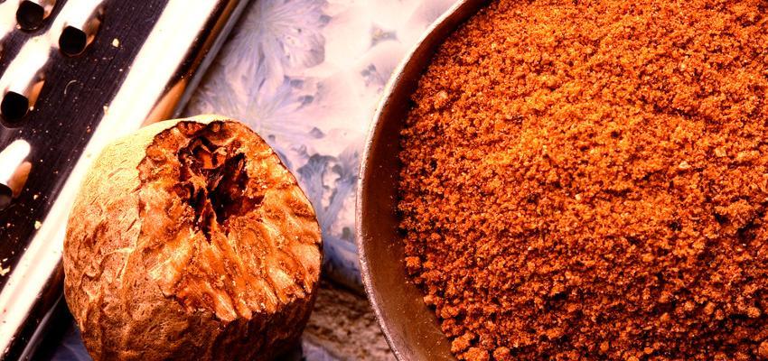 Noz moscada - a popular e poderosa erva medicinal e ayurvédica