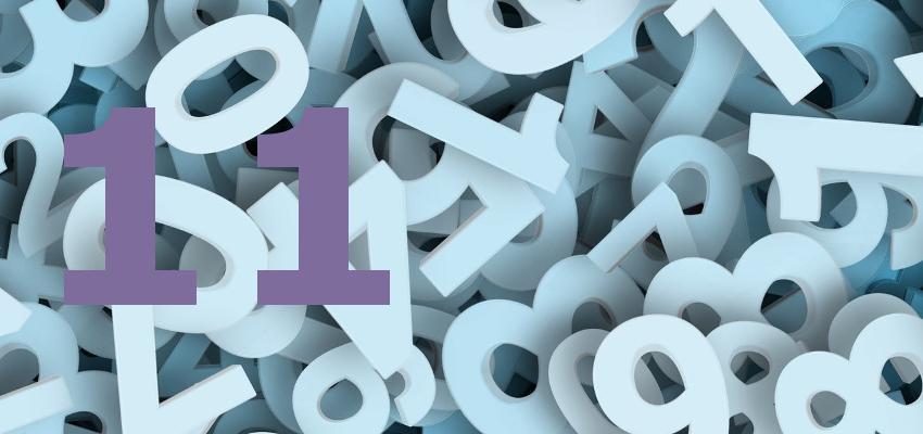 Numerologia 2017 – previsões para quem tem personalidade número 11