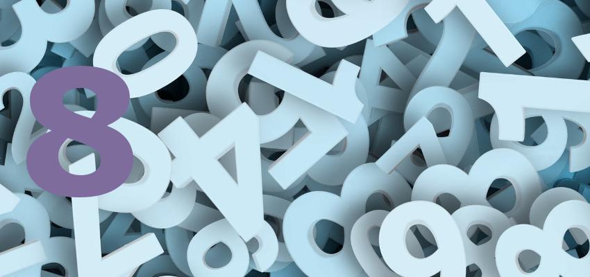 Numerologia 2017 – Saiba como será o ano para quem é do número 8