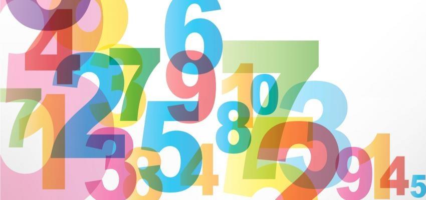 Numerologia de cada mês em 2017