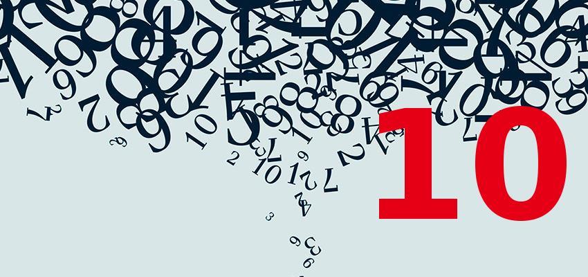 Numerologia – a personalidade de quem nasce no dia 10