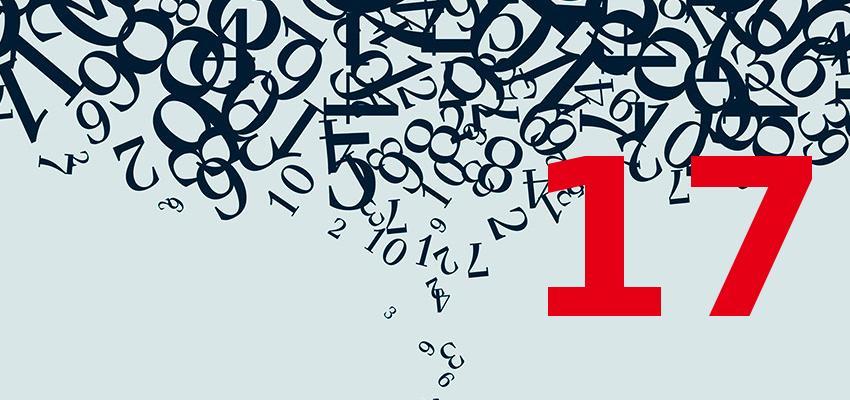 Numerologia – a personalidade de quem nasce no dia 17